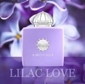 Описание Amouage Lilac Love
