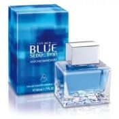 Описание аромата Antonio Banderas Blue Seduction for Men